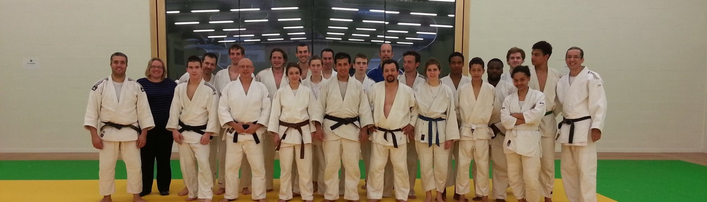 judo photo groupe