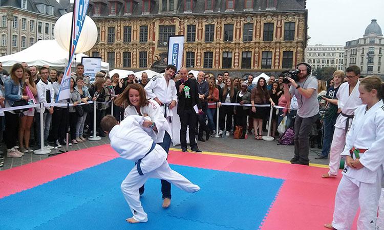 promotion judo braderie 2014