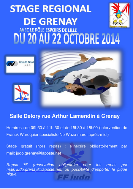 stage granay octobre 2014